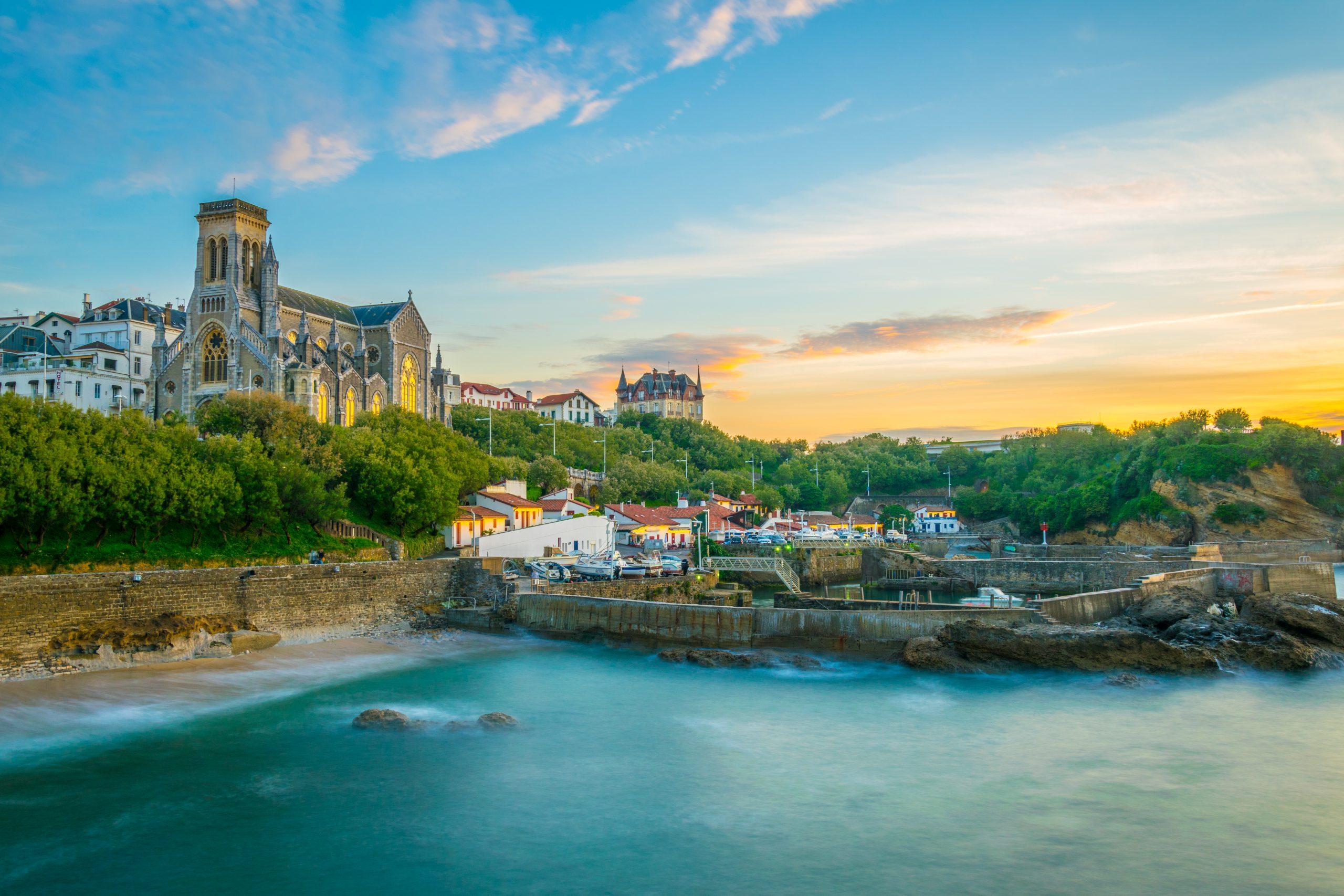 Guide de séjour à Biarritz