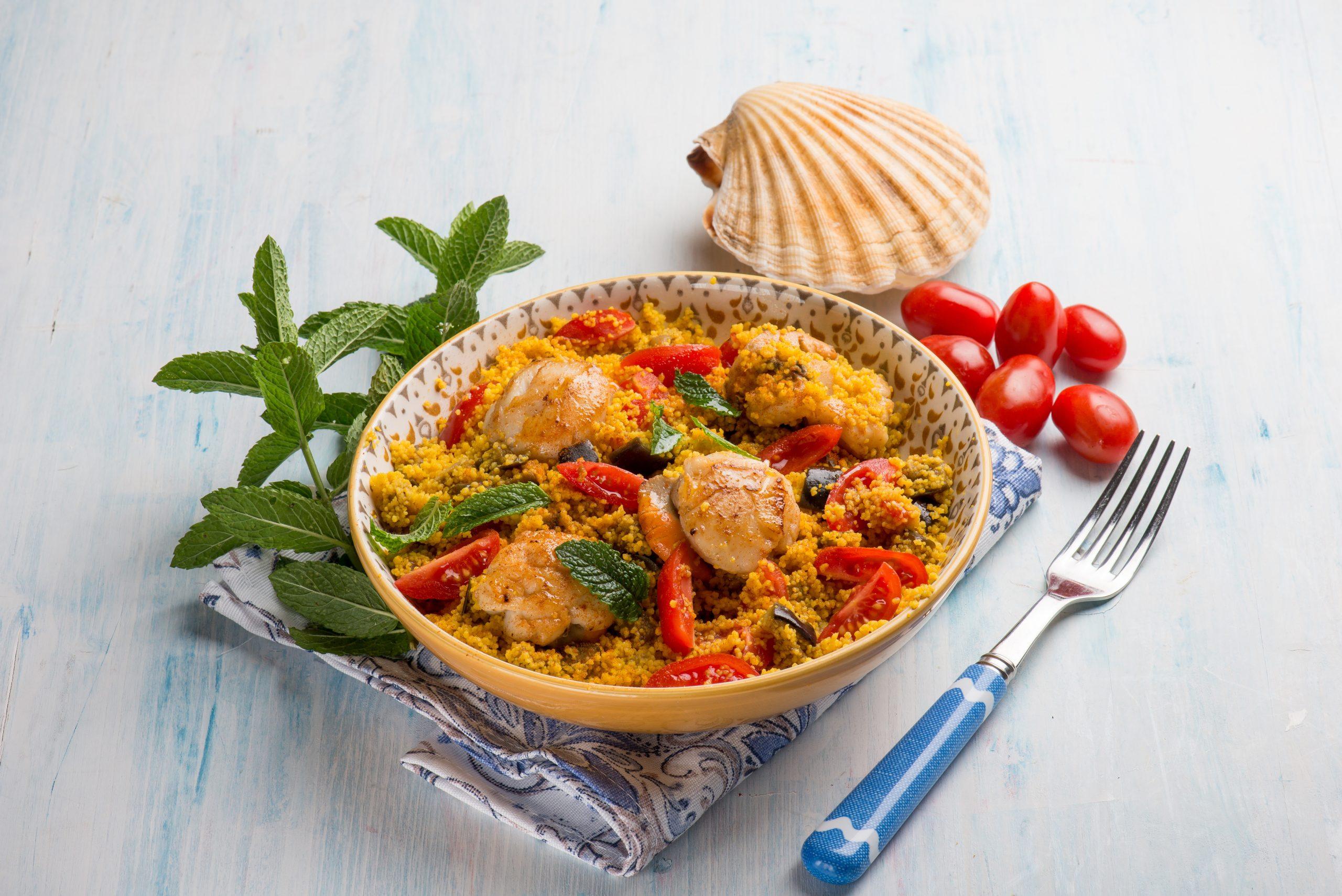 Les ingrédients principaux de la cuisine orientale